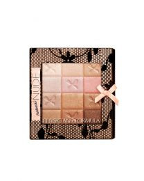 Shimmer Strips All-In-1 Custom Nude Palette For Face & Eyes - Warm Nude 7.5g