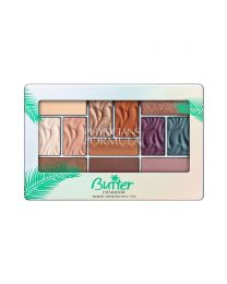 Butter Eyeshadow Palette-Tropical Days