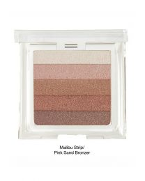 Shimmer Strips Custom Bronzer, Blush & Eye Shadow - Malibu Strip/Pink Sand Bronzer
