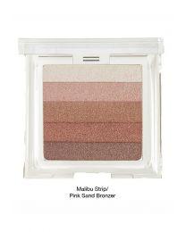 Shimmer Strips Custom Bronzer, Blush & Eye Shadow - Malibu Strip/Pink Sand Bronzer