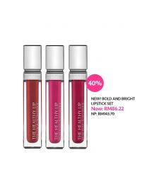 [August Special] Physicians Formula Bold & Bright Lipstick Set